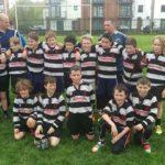 U11's triumph in St Mary's RFC mini's Blitz