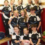 U12 Girls play at Thomond Park
