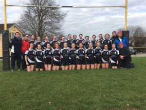 U18 Girls Munster Cup | Ballina Killaloe Rugby Club