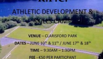 Rugby Summer Camps in June