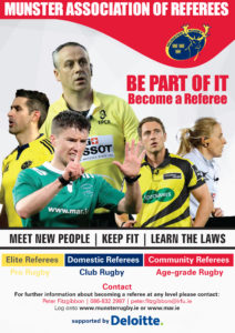 Become a ref 2017