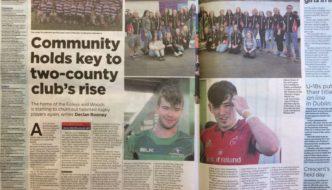 Club Focus: Munster Rugby supplement