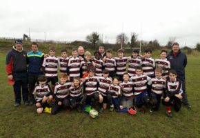 U13 Match vs Clanwilliam RFC
